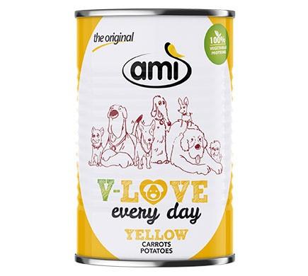 Ami V-LOVE every day YELLOW Karotte Kartoffel, 400g