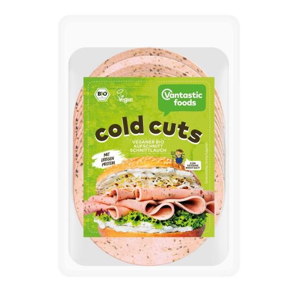 Vantastic foods COLD CUTS Schnittlauch, BIO, 100g