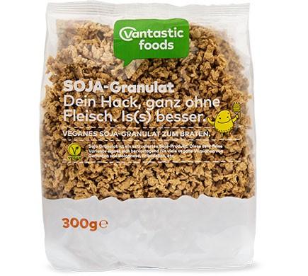Sojahackfleisch vegane Lebensmittel kaufen Fleischersatz aus Soja