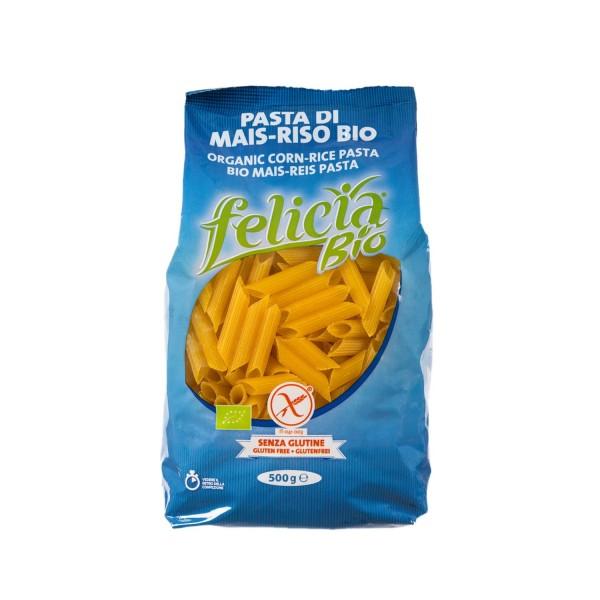 Felicia Bio MAIS-REIS PENNE, BIO, 500g