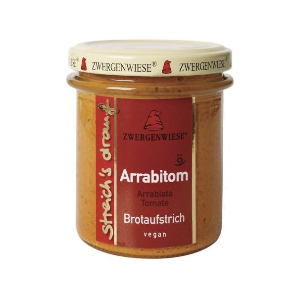 Zwergenwiese Bio STREICHS DRAUF Arrabitom, 160g