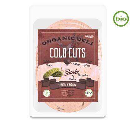 Vantastic foods COLD CUTS Gurke, BIO, 100g
