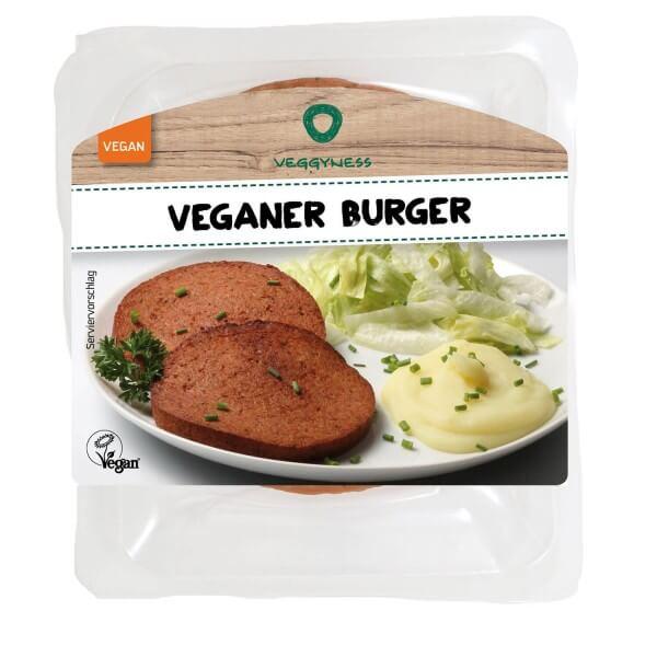 Veggyness VEGANER BURGER, 150g