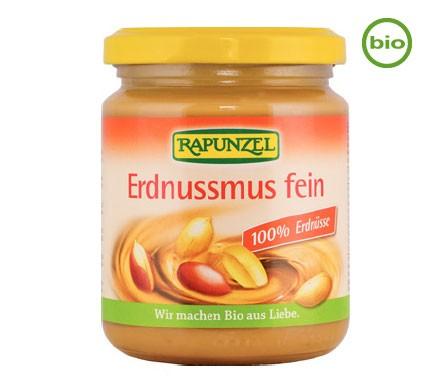 Erdnussmus von Rapunzel vegan im onlineshop bestellen