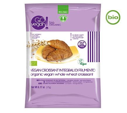 Vegane Bio Vollkorncroissants von Govegan