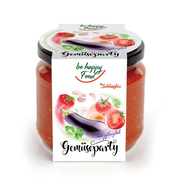 be happy Food GEMšSEPARTY, 370g