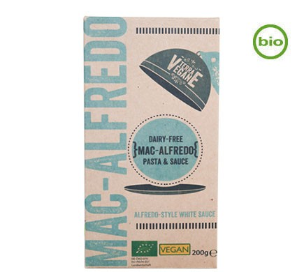 Terra Vegane MAC-ALFREDO, BIO, 200g
