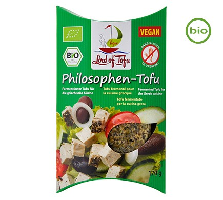 Lord of Tofu PHILOSOPHEN TOFU, BIO, 170g