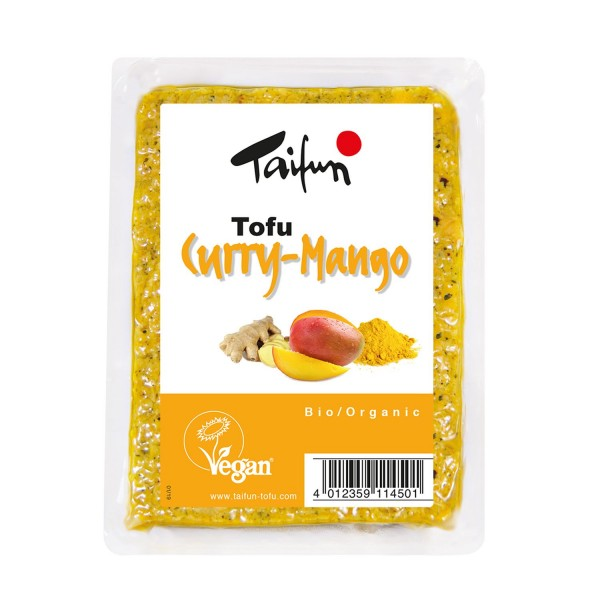 Taifun CURRY MANGO Tofu, 200g