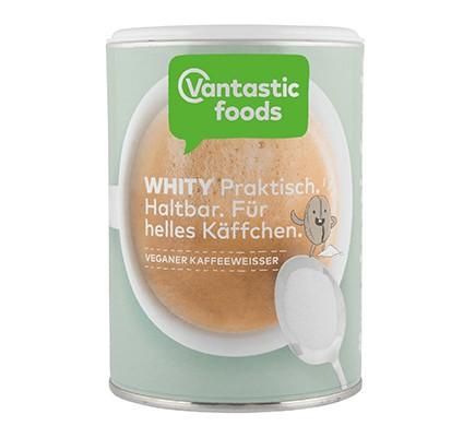 Vantastic foods WHITY Kaffeeweißer, 150g