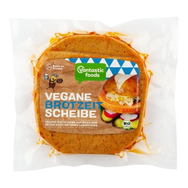 Vantastic foods VEGANE BROTZEIT SCHEIBE, BIO, 140g