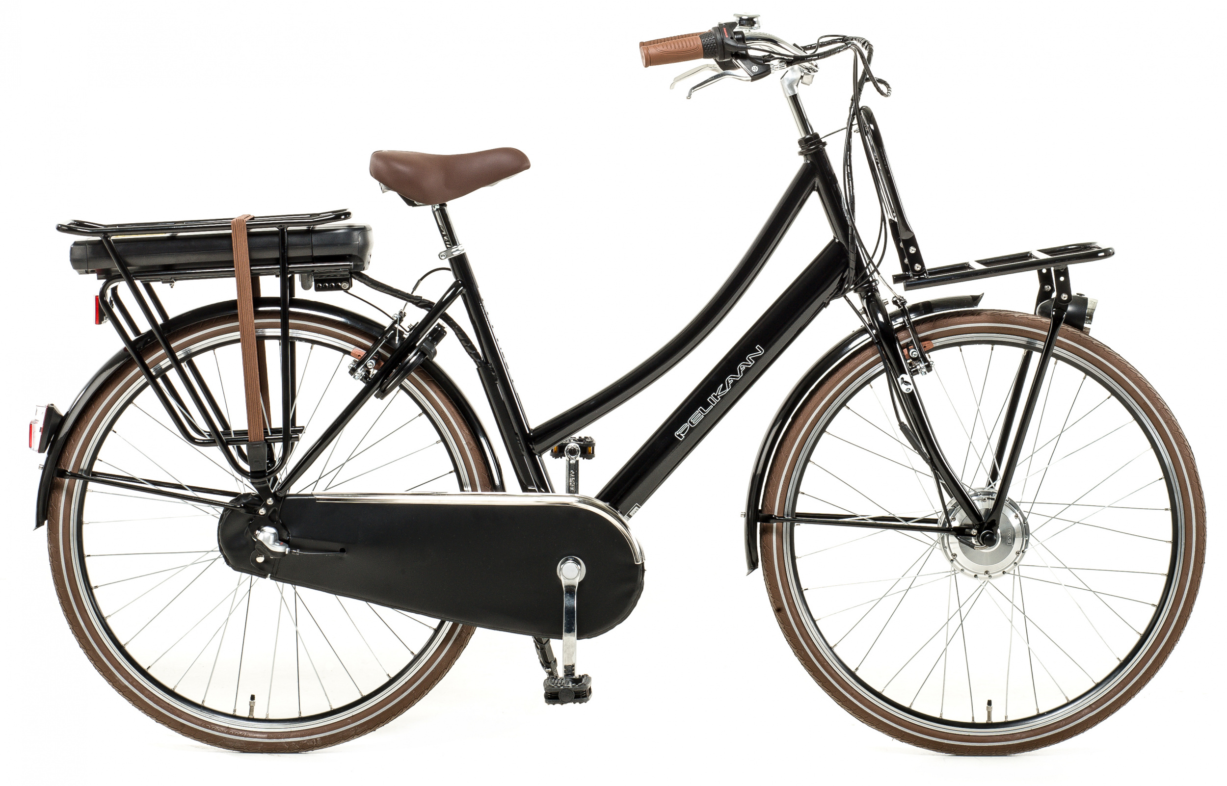 E-Bike Hollandrad Damen bei ganio.de
