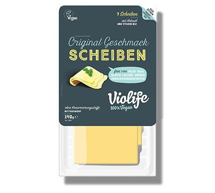 Vegane Käse Scheiben von Violife