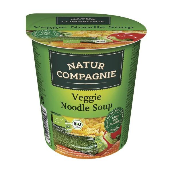 Natur Compagnie VEGGIE NUDELSUPPE, BIO, 50g