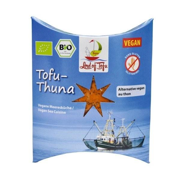 LORD OF TOFU THUNA, BIO, 110G