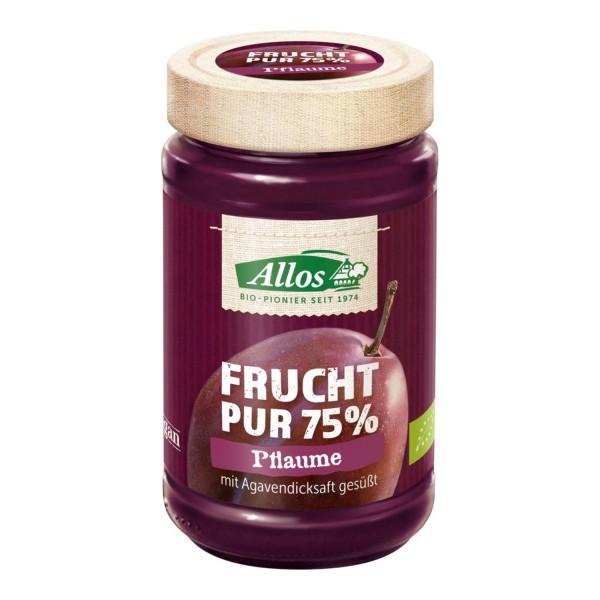 Allos FRUCHT PUR Pflaume, BIO, 250g