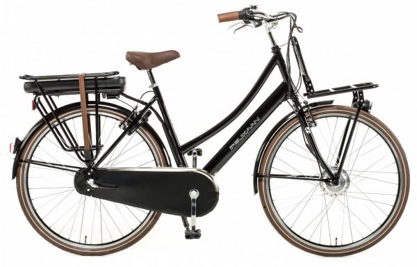 Hollandrad E-Bike Damen 28 Zoll 53 cm Schwarz Elektrofahrrad Ebike E Fahrrad Neu