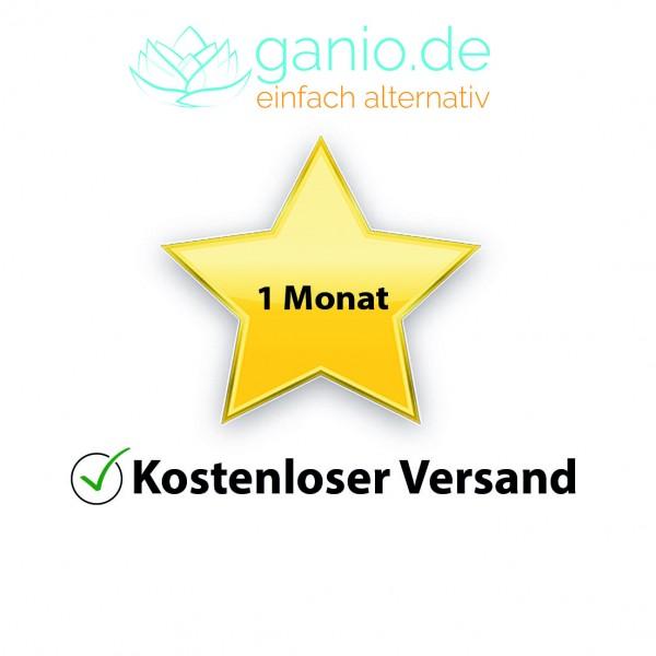 VEGAN-STAR-Mitgliedschaft für ganio.de