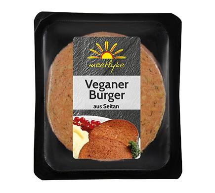 meetlyke Veganer BURGER, 150g