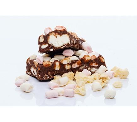 Mummy Meagz ROCKY ROAD Original Kuchenriegel mit Kakao, 55g