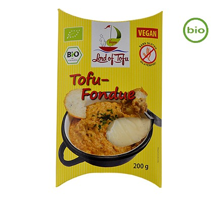 Lord of Tofu TOFU-FONDUE, BIO, 200g