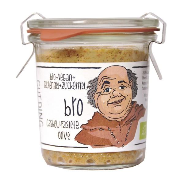 GUTDING BRO Cashew-Pastete Olive, BIO, 100g