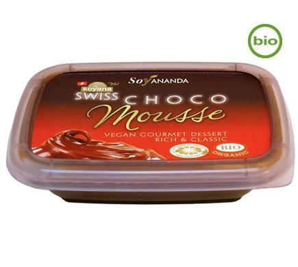 Soyana SOYANANDA Swiss Choco Mousse, BIO, 100g