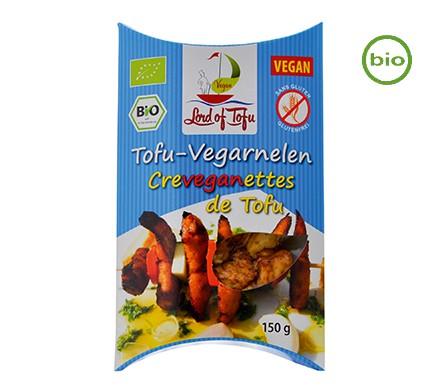 Garnelen aus Tofu Bio Garnelen vegan