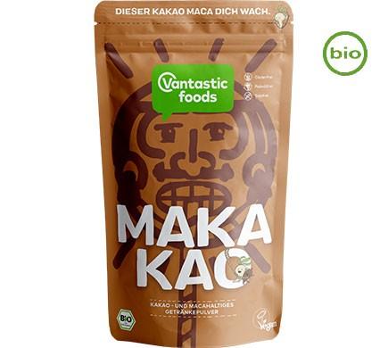 VANTASTIC FOODS MAKAKAO, BIO, 125G