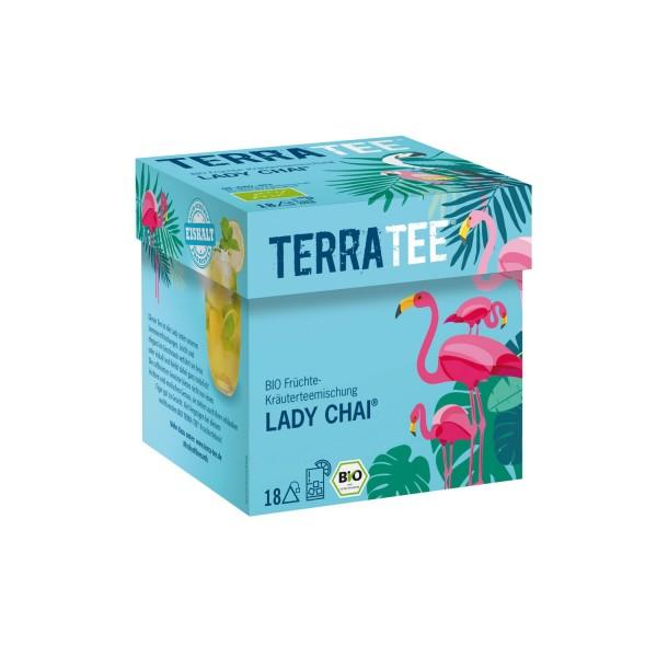 TERRA TEE® LADY CHAI, BIO, 45G (18 BEUTEL)