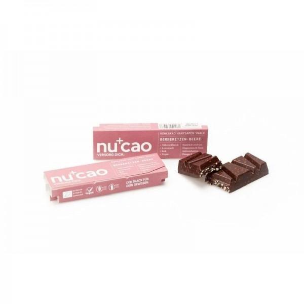 Nu Organics NUCAO Wilde Beere, BIO, 40g