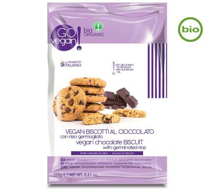 Vegane Bio Schokoladen Kekse von GOvegan