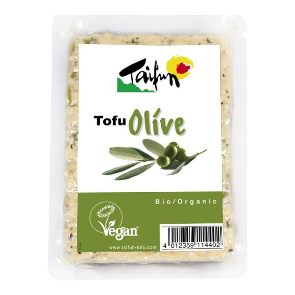 Taifun TOFU Olive, BIO, 200g