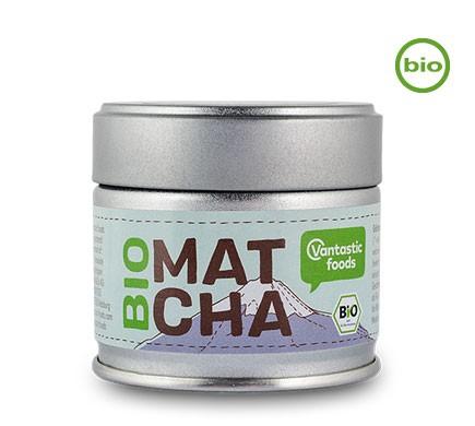 Bio Matcha von Vantastic foods 30g